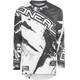 ONeal Element - Maillot manga larga Hombre - Shocker blanco/negro